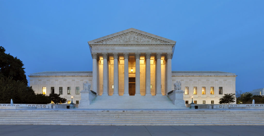 Image of US Supreme Court Building