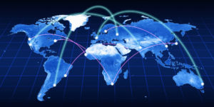 Image of the World globalization
